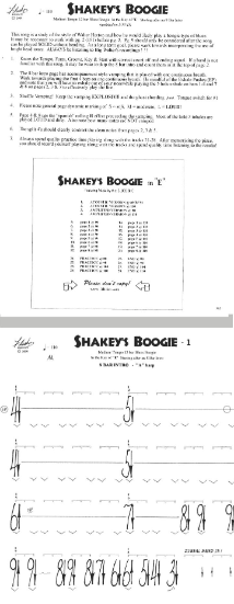 Shakey's Boogie Download