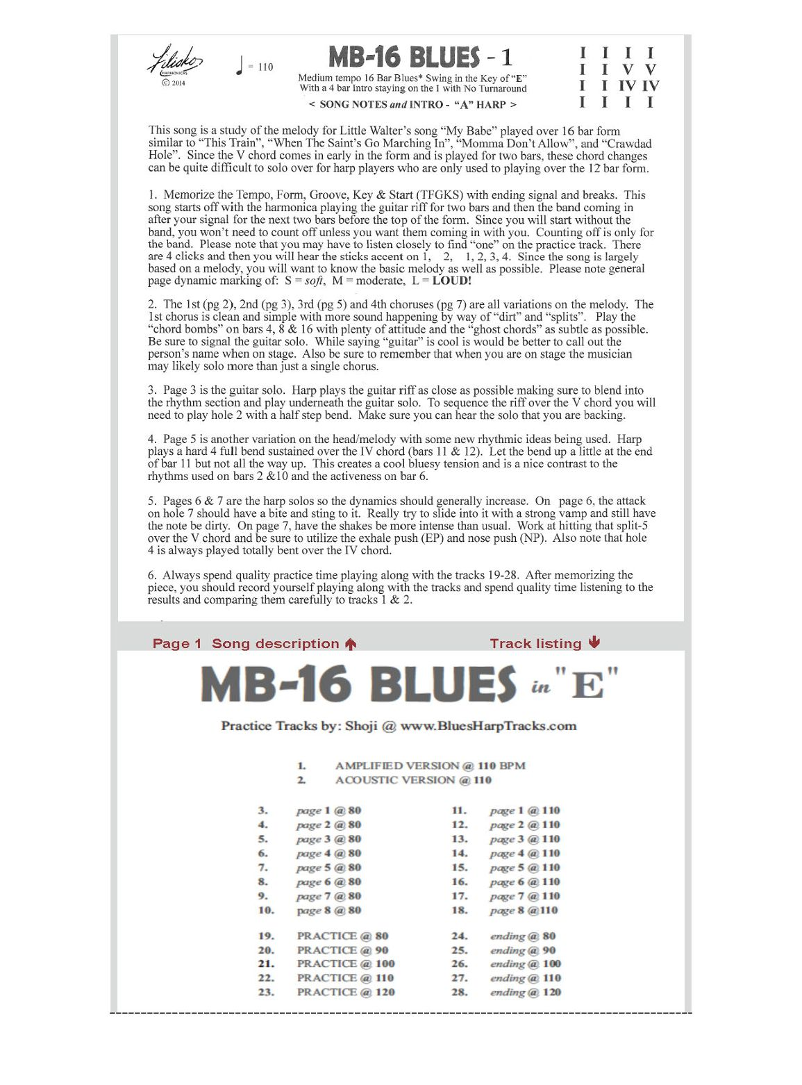 Mb 16 Blues Download