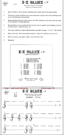 E-Z BlueZ Download (not to be confused with L II E-Z BlueS with an s)