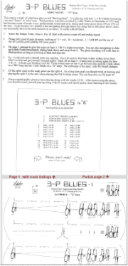 3 P Blues Download
